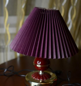 Прикроватные светильники 2 шт (Ночники)