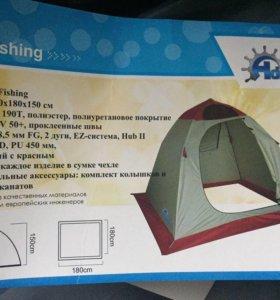 Палатка для зимней рыбалки АДМИРАЛ
