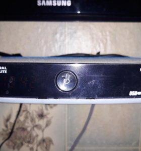 Комплект спутникого телевидения Full HD.