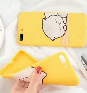 Чехлы для iPhone 7 plus,8 plus