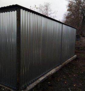 Переносной гараж-пенал