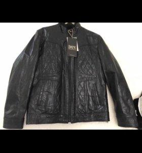 Новая куртка дубленка