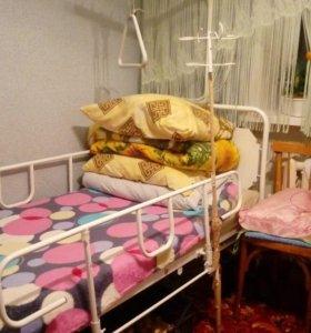 Спец кровать для лежачих больных