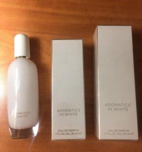 Clinique Aromatics in white 50 ml оригинал.