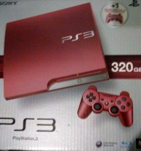 Sony PS3 слим 320Gb