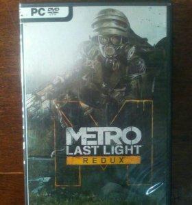 Игра На ПК - Metro: Last Light Redux