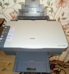 Продам принтер EPSON CX3700