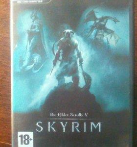 Игра На ПК - Skyrim: The Elder Scrolls V