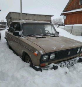 ВАЗ (Lada) 2106, 1989