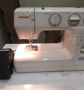 Швейная машинка Janome amethyst