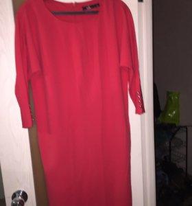 Платье «летучая мышь» Zolla xs