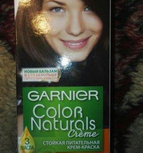 Краска для волос Garnier color naturals