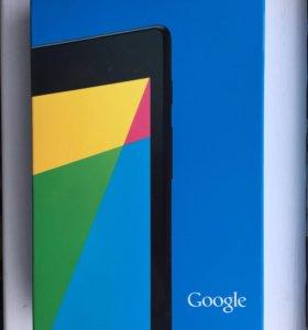 Коробка от планшета Asus nexus 7 2013 32 gb