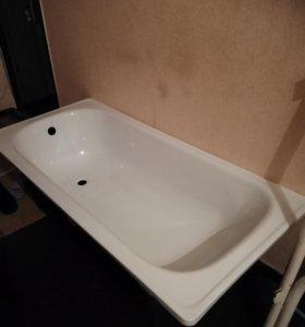 Ванна (стальная, новая)