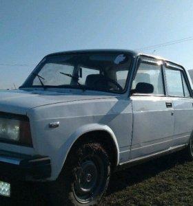 ВАЗ (Lada) 2107, 2009