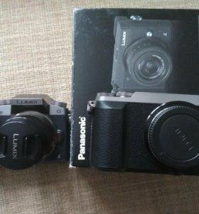 Panasonic Lumix g7 gx80 / gx85