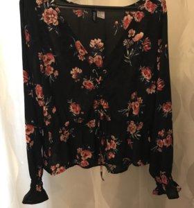 Блузка hm