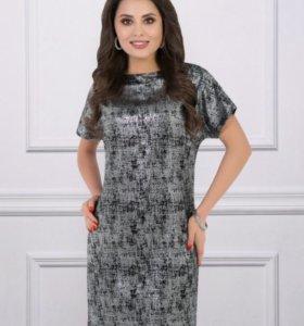 Новое!!! Платье туника 54-56