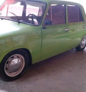 ВАЗ (Lada) 2101, 1973