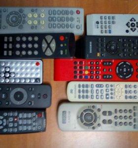 Пульты для TV, DVD, LCD.Широкий выбор