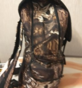 Рюкзак для охотника или рыбака.