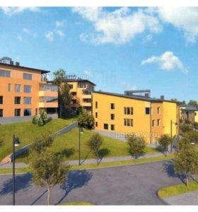 Квартира, 3 комнаты, 84.8 м²