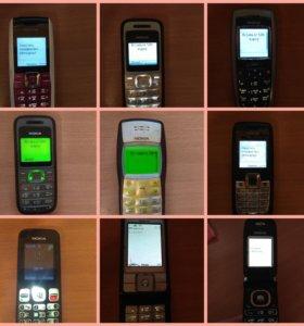 Nokia рабочие