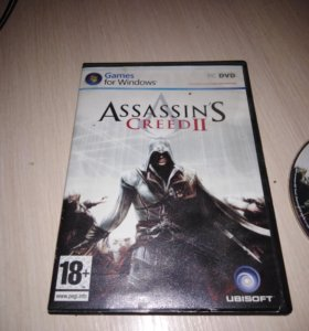 Диск: Assassin'S Creed2