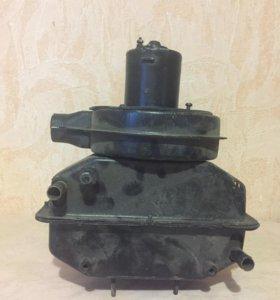 Корпус и мотор дополнительной Печки