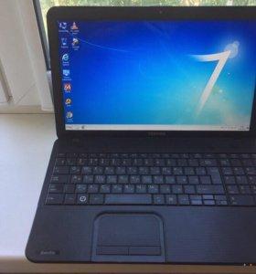 "Ноутбук Toshiba 15,6"" с SSD"