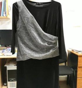 Платье совсем новое