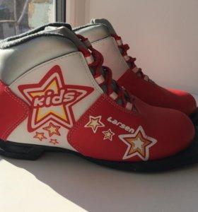 Лыжные ботинки 🎿