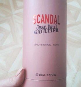 ТЕСТЕР женский, Scandal от Jean Paul Gaultier