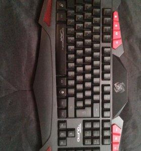 Клавиатура Qumo Dragon War Axe