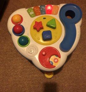 Игровой, музыкальный,развивающий столик