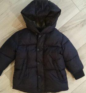 Куртка Zara 92см