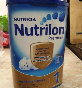 Молочная смесь 800г Nutrilon premium 1