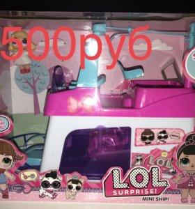 Куклы серии L.O.L