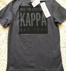 Новая футболка Kappa с биркой