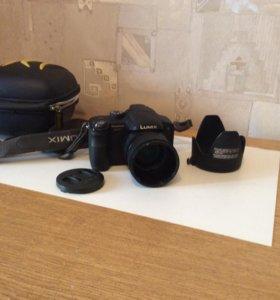 Фотоаппарат LUMIX Panasonic DMC-FZ7