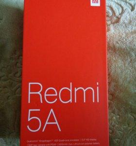 (Новый) Xiaomi Redmi 5A Sakura Pink