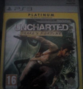 Игра на PS3 Uncharted Drake's Fortune