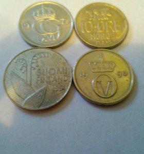 12 монеты