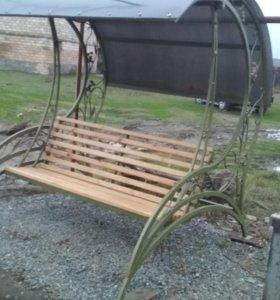 Садовая качалка