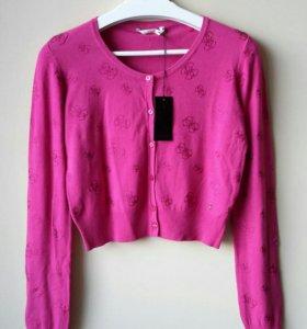Новая нарядная кофта на девочку,Guess,США,164см
