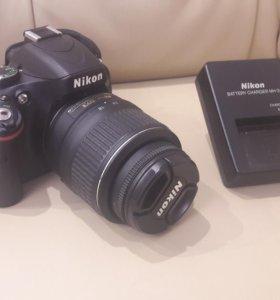 Nikon D5100 цифровой фотоаппарат