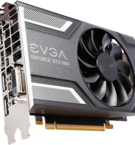 EVGA SC GeForce GTX 1060 6GB
