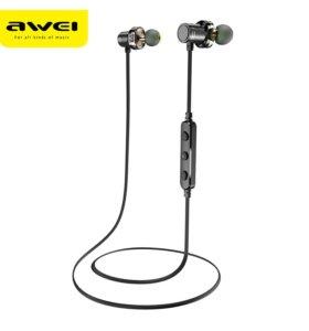 Беспроводные Bluetooth наушники Awei X670BL