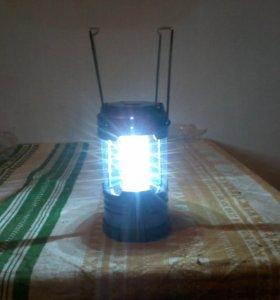 Лампа переносная