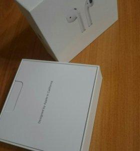 Коробка от airpods